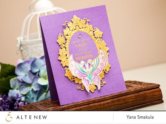 One of a Kind Card for One of a Kind Person. Video